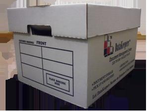 DataKeeper's File Storage box